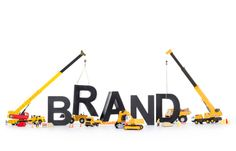 What are you doing to build your brand's identity?