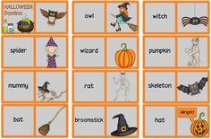 """Ideenreise: Materialpaket """"Halloween"""" für Englisch und DAZ (Gastmaterial)"""