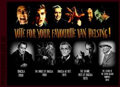 hammer film productions movies produced | PETER CUSHING: HAMMER FILM PRODUCTIONS: VAN HELSING: PICK THE BEST OF ...