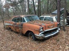 Abandoned Cars, Us Cars, Chevrolet, Antique Cars, Rust, Tin, Classic Cars, Old Things, American