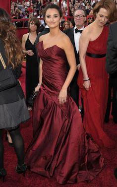 Vestidos do Red Carpet
