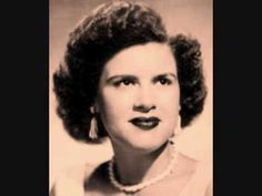 Patsy Cline - Just a Closer Walk With Thee ... tragedy struck when Virginia Patterson Hensley, known to the world as Patsy Cline, musicians Hawkshaw Hawkins, Cowboy Copas, and manager Randy  Hughes were killed in a plane crash ninety miles outside of Nashville near Camden, Tennessee.   Since then, Patsy continues to be the standard by which all other female Country and We...