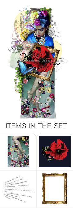 """Untitled #2548"" by liliblue ❤ liked on Polyvore featuring art"