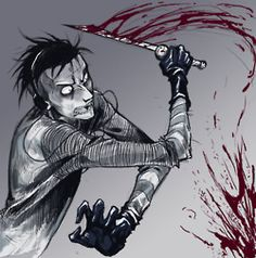 johnny the homicidal maniac - Google Search