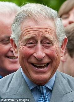 Please stop, one's sides are splitting. Prince Charles and Duchess of Cornwall…
