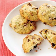 Zucchini Cookies:  You can't taste the zucchini in these cookies, but it adds vitamins, fiber, and a nice moist texture.