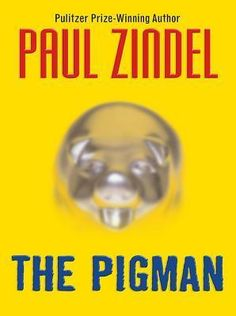 The Pigman - a book chosen for you by your partner. My boyfriend is NOT a big reader and therefore didn't have a huge selection of books to choose from but said he read this in high school and LOVED it and I never got around to reading any Zindel so figured I'd give it a try :)