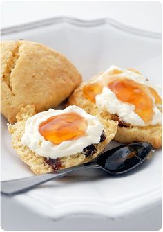 Truly great scones