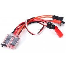 20A ESC Speed Controller with Brake for RC Model Car Boat Tank