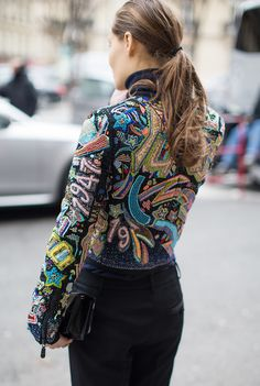 Street Style: Spring 2015 Couture