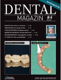 Zahnseide zu aufwendig? | Dental Magazin