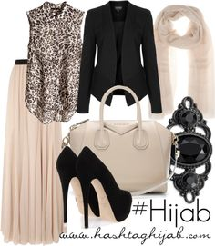 Hashtag Hijab Outfit #227