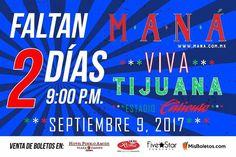 Qué canciones no pueden faltar? Maná en Tijuana 2017
