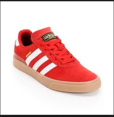 9d28f5f7e2d2f Adidas busenitz vulc red and gum