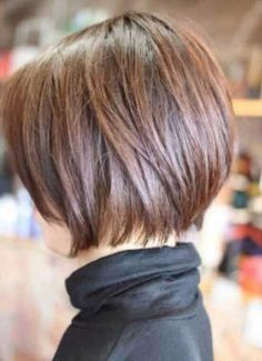 My hairstyle ?: - - - My hairstyle ? Bob Haircuts For Women, Short Bob Haircuts, Short Hairstyles For Women, Easy Hairstyles, Straight Hairstyles, Hairstyle Ideas, Haircut Short, Haircut Bob, Hairstyle Short