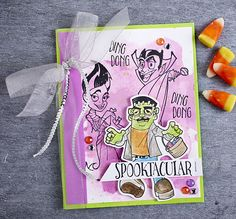 Back by Popular Demand - Spooktacular Monsters now available while supplies last!