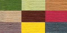 Embroidery - DMC Floss/400-498