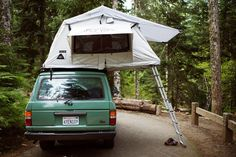 Rooftop Tent. I cannot tell you how desperately I need this.