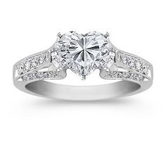 c2995ea7e See her light up with a stunning engagement ring from Shane Co. Design your  own unique ring and choose from thousands of settings such as vintage,  halo, ...