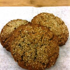 Gluten-Free Vegan Ginger Spice Cookies  vegan, plantbased, earth balance, made just right