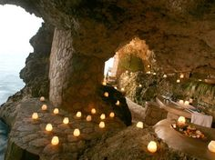 The Caves, Negril Jamaica... Having been to Negril I know the caves and ocean is amazing so this hotel looks magical!