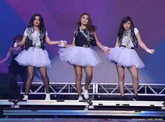 This is Liza Soberano, Kathryn Bernardo, and Janella Salvador with a group of dancers dancing to a medley of upbeat Madonna hit songs during ASAP Live in New York at the Barclays Center last September 3, 2016. Indeed, these three pretty young ladies did a good job dancing. #LizaSoberano #AteHopie #KathrynBernardo #JanellaSalvador #ASAPLiveinNewYork