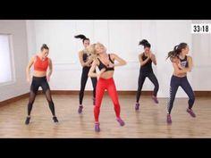 Body By Simone X PopSugar Fitness - 45 Minute Dance Cardio - YouTube this was amazing!