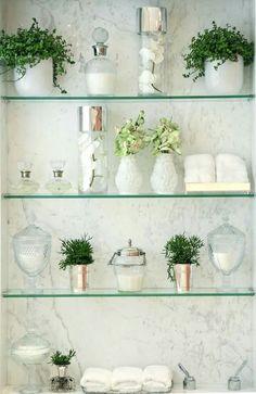 Bathroom green idea