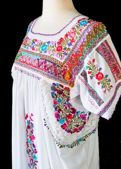 Oaxaca Dress - Etsy