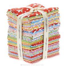 Storybook Playtime Fat Quarter Bundle - Windham Fabrics - Windham Fabrics. I really like this combination.