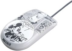 Mickey And Minnie Computer Mice And Pads