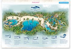 Water Park Map - Discovery Cove Orlando ... Shift+R improves the quality of this image. CTRL+F5 reloads the whole page.