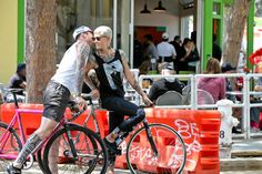 #FixieFamous Couples: Marc and Kelli 02