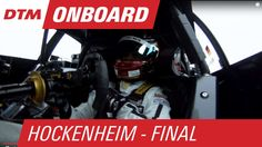 Ekström - Wehrlein - Spengler – Driver's Seat (Race 2) - DTM Hockenheim - Final 2015 // Watch the second DTM race at the Hockenheimring from the unique perspectives of Mattias Ekström (Audi), Pascal Wehrlein (Mercedes) and Bruno Spengler (BMW). Two onboard cameras per car as well as pit radio throughout the race make for an unmissable experience!
