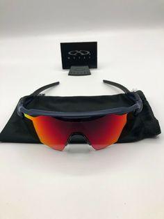 eb74200403 oakley radar pitch sunglasses in polished black and fire iridium ...