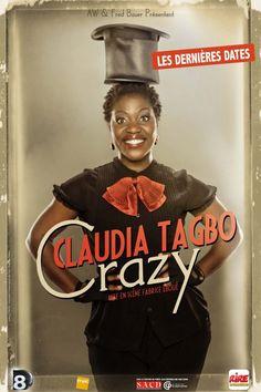 Claudia TAGBO
