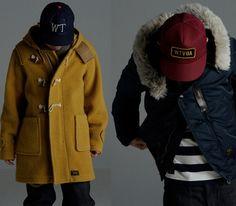 "Lookbook WTAPS x Nigo ""Clothes Make The Man"" (Fall/Winter 2013)"