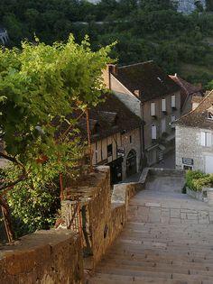 Roccamadour, France
