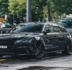 Audi RS6 More
