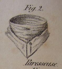 Cravate à la Paresseuse