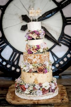 How To Have A Cheese Wheel Wedding Cake Brides Magazine 5 Tier Wedding Cakes, Floral Wedding Cakes, Wedding Cake Rustic, Elegant Wedding Cakes, Beautiful Wedding Cakes, Wedding Cake Designs, Wedding Cake Toppers, Cheese Wedding Cakes, Lace Wedding