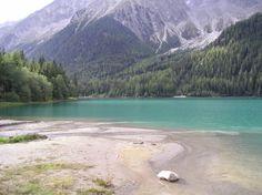 Visualizza su PescaOk: Un fantastico lago con pesci stupendi trote e salmerini alpini, ad Anterselva (BZ)
