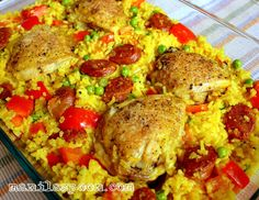 Manila Spoon: Chicken Paella
