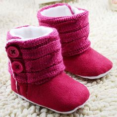 Cute Super Warm Baby Snow Boots | Furrple
