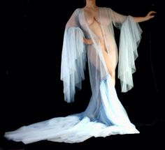 Peignoir  / dressing gown created by the amazing burlesque performer, Catherine D'Lish   http://boudoirbydlish.bigcartel.com/products  https://m.facebook.com/profile.php?id=647752105&tsid=0.24500797921791673&source=typeahead