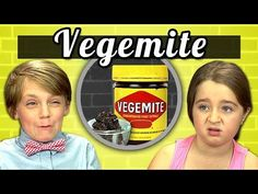 You can check it out here:   These American Kids Tried Vegemite And Absolutely Hate It