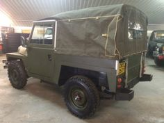 Land Rover® Lightweight *Tax Exempt* - John Brown 4x4
