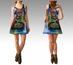 Flare Dress (Amplify)