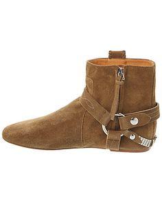 Rue La La — Isabel Marant Étoile Raelyn Suede Ankle Boots