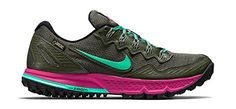 Nike Womens Air Zoom Wildhorse 3 GTX 805570 300 Size 5 *** This is an Amazon Affiliate link. Want to know more, click on the image.